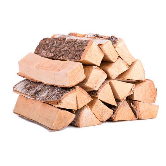 Вязанка дров лиственных пород.